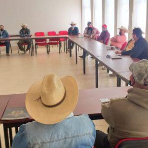 REUNIÓN INFORMATIVA SOBRE SEGURO DE PROTECCIÓN A PRODUCTORES GANADEROS