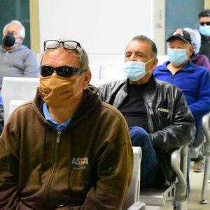 JORNADA DE VALORACION DE DIF MONCLOVA Y HOSPITAL DE LA VISION LA CARLOTA