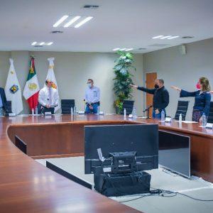 Instalación del Consejo de Seguridad Pública de Piedras Negras