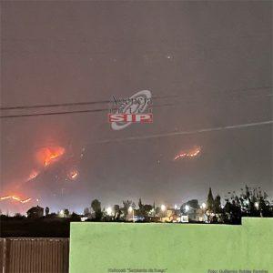 """Xiuhcoatl """"Serpiente de fuego"""" FOTO: Guillermo Robles Ramírez Saltillo, Coahuila de Zaragoza 2021"""