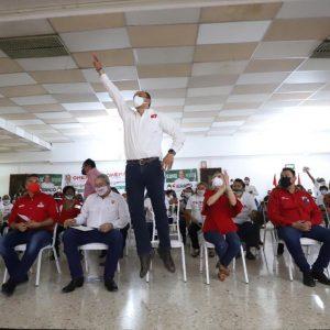 JERICÓ ABRAMO ES UN CANDIDATO COMPROMETIDO FRANCO Y DIRECTO ALEJANDRO MORENO