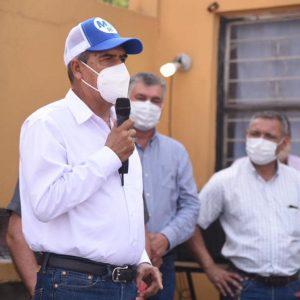 MARIO DAVILA INCLUYE VACUNAR CONTRA EL COVID A PERSONAL MEDICO DE PRIMERA LINEA DE CLINICAS PA