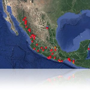 SITUACIÓN DE INCENDIOS FORESTALES EN MÉXICO