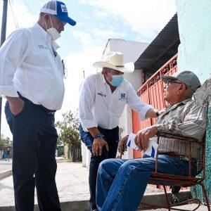 HAREMOS UN CONGRESO DEMOCRÁTICO ALFREDO PAREDES