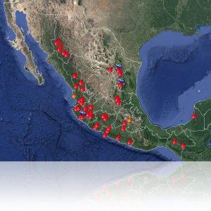 SITUACIÓN DE INCENDIOS FORESTALES EN MÉXICO (1)