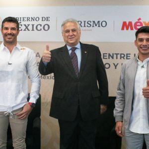 FIRMAN ALIANZA ESTRATÉGICA PARA PROMOVER LOS DESTINOS MEXICANOS