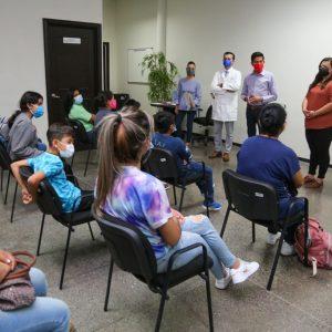 REALIZA DIF COAHUILA SEGUNDA JORNADA DE VALORACIONES A INFANTES CON CARDIOPATÍA CONGÉNITA1