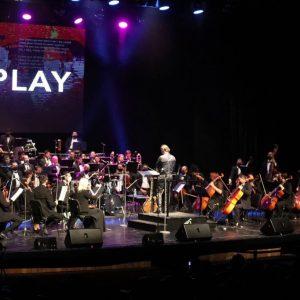 Espectacular homenaje a Coldplay en el Festival Internacional de Cultura de Saltillo1