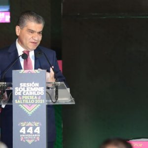 FELICIDADES A SALTILLO PORQUE LLEGA A SUS 444 AÑOS