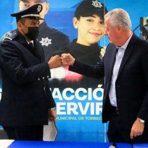 Manuel José Pineda Rangel nuevo titular de Seguridad Pública de Torreón