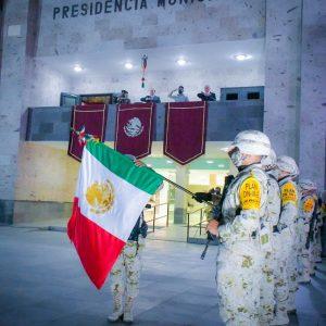 Nigropetenses gritan ¡Viva México! desde casa1
