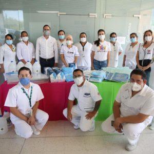 Reconocerá Municipio a trabajadores de la salud por su labor contra el Covid-191