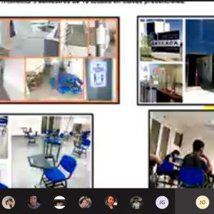 Presenta Director de la Escuela de Medicina Unidad Norte Tercer Informe de Actividades1