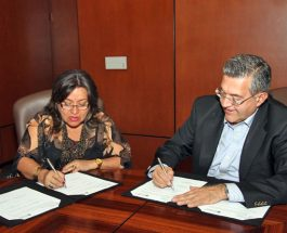 Firma UA de C convenio con las universidades de Tolima Colonia y la UT Health Science Center de San Antonio Texas