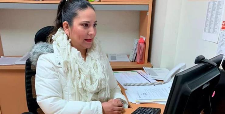 Procuradora municipal sostuvo reunión con la subprocuradora de región sureste