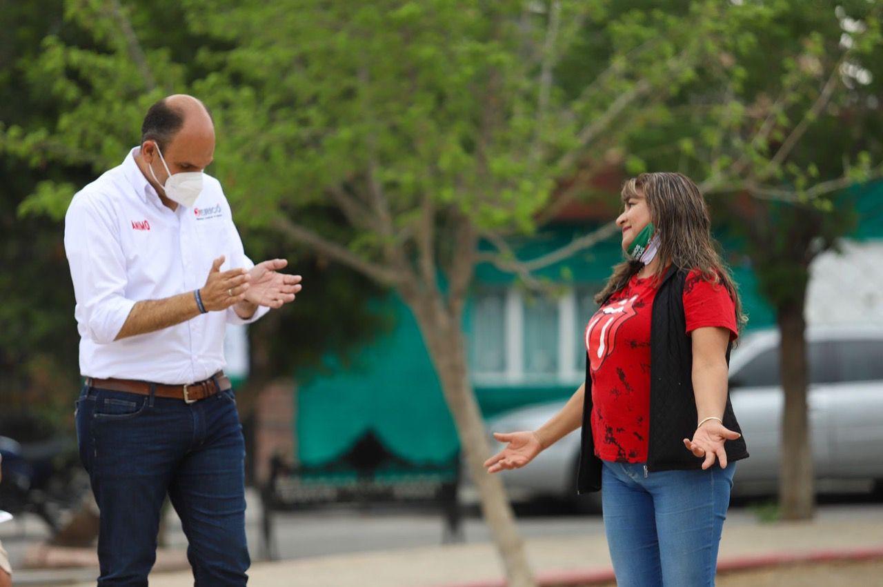 LUCHARÉ CON ACCIONES LEGISLATIVAS PARA PREVENIR  LA VIOLENCIA CONTRA LA MUJER: JERICÓ ABRAMO MASSO