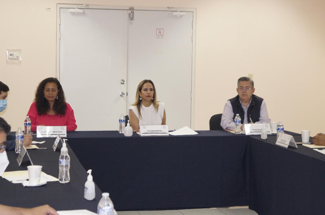 CLAUSURAN LOS TRABAJOS LA COMISIÓN DEL BLINDAJE DEL PROCESO ELECTORAL COAHUILA 2021