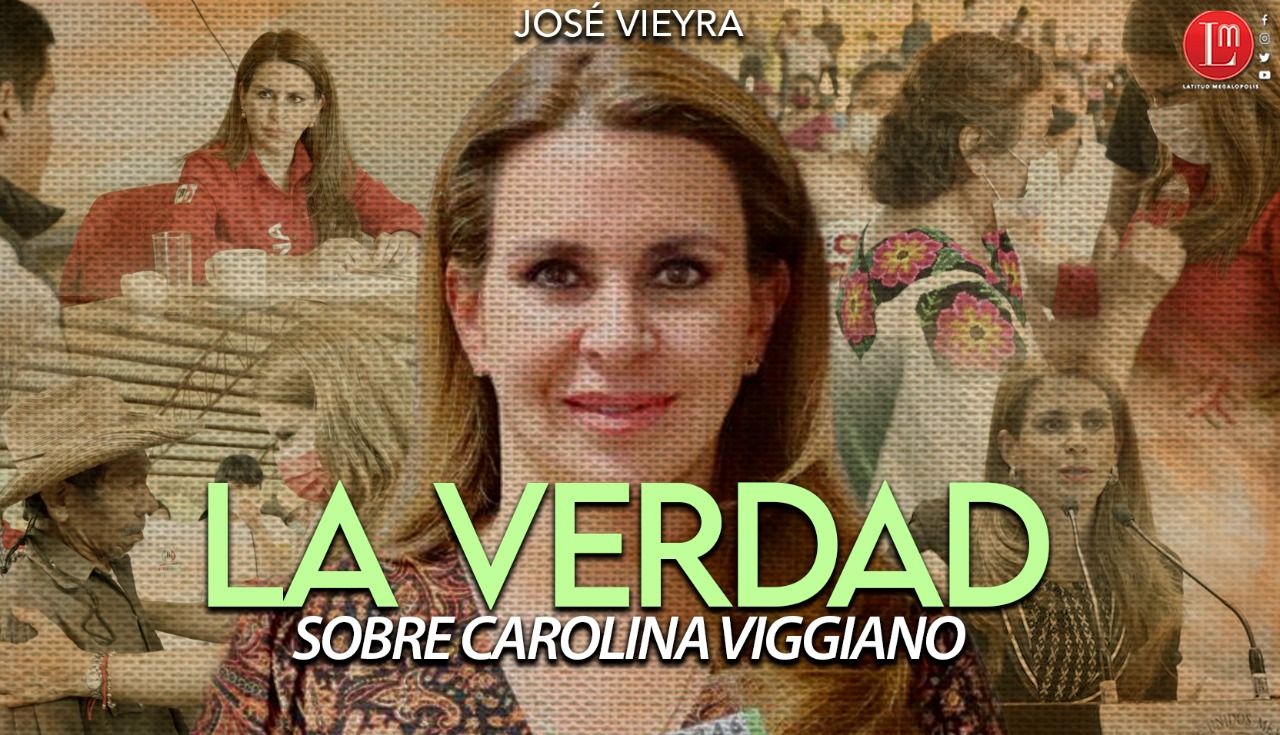LA VERDAD SOBRE CAROLINA VIGGIANO