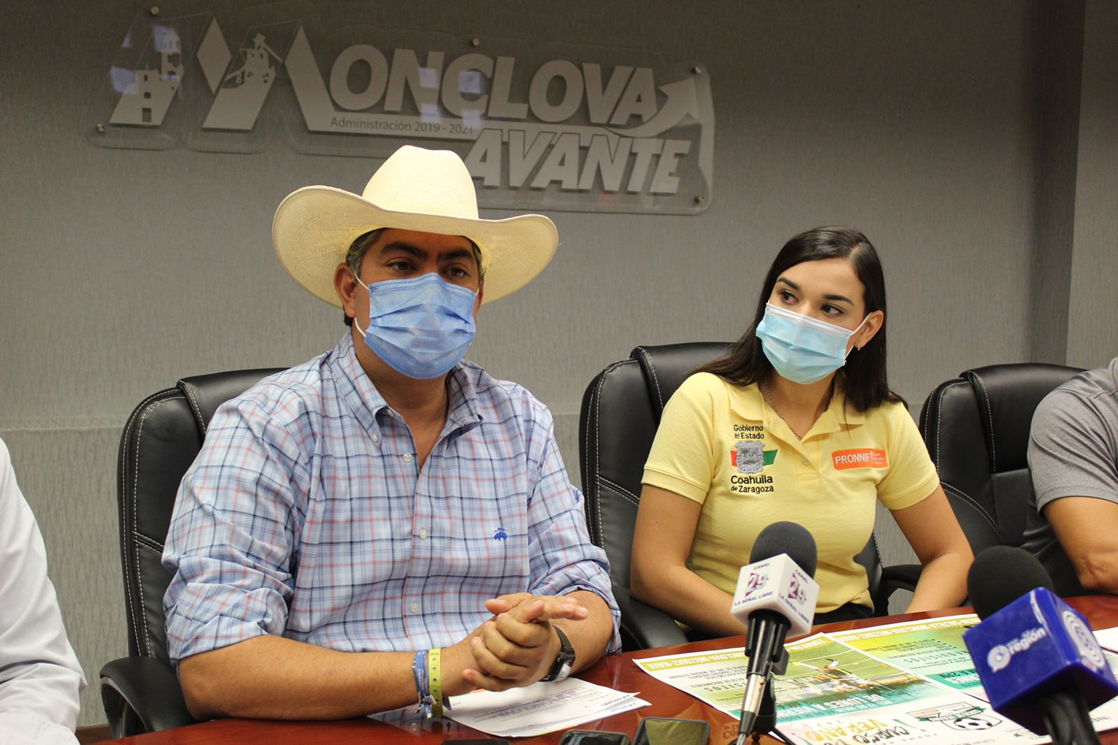 MONCLOVA SERÁ SEDE DEL CURSO DE VERANO 2021 SANTOS – PRONNIF COAHUILA