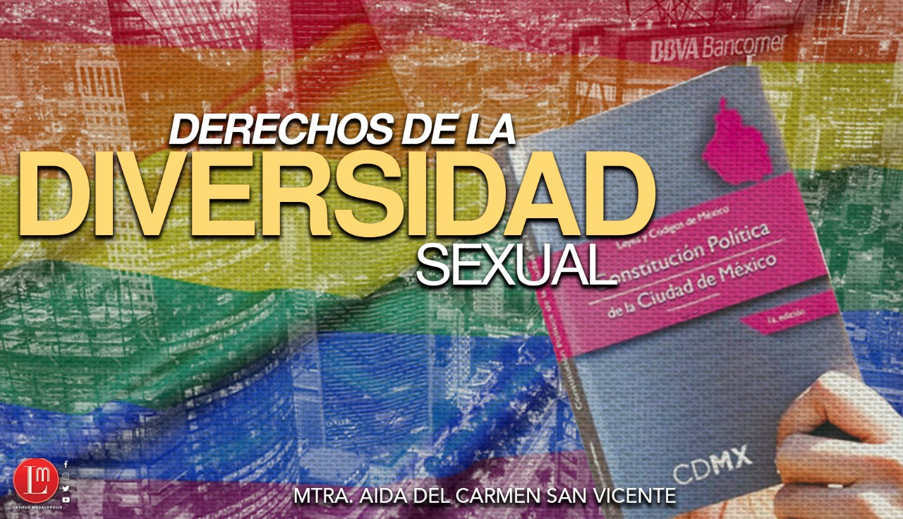 DERECHOS DE LA DIVERSIDAD SEXUAL