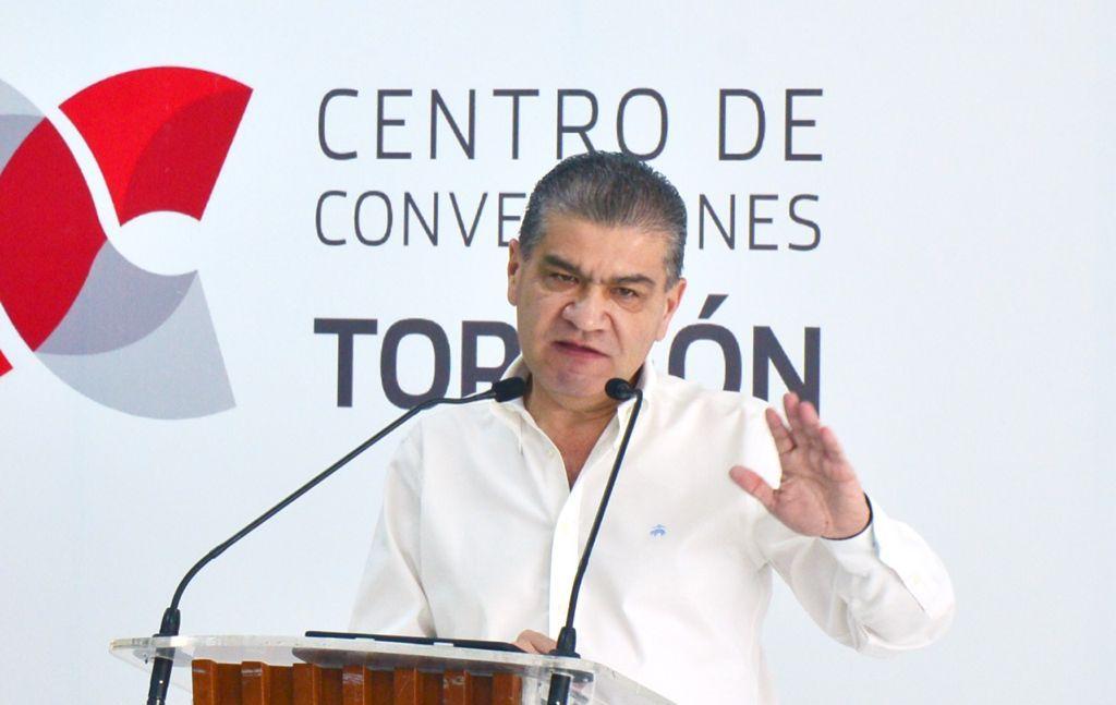 BUSCA COAHUILA 54 MMDP PARA EL PRÓXIMO PRESUPUESTO DE EGRESOS