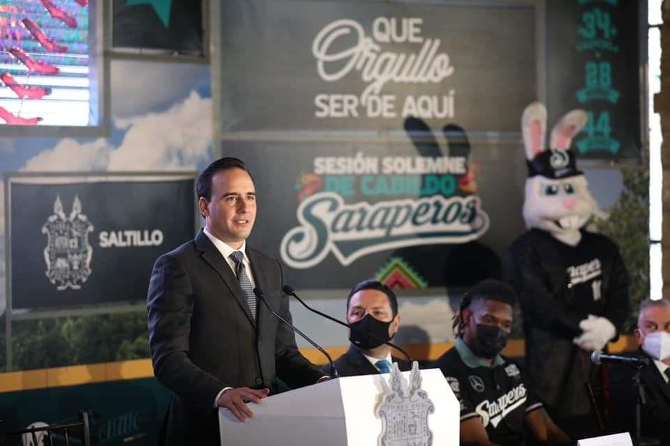 Saraperos parte del orgullo y la grandeza de Saltillo: Manolo
