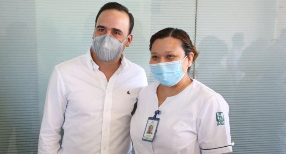 Reconocerá Municipio a trabajadores de la salud por su labor contra el Covid-19
