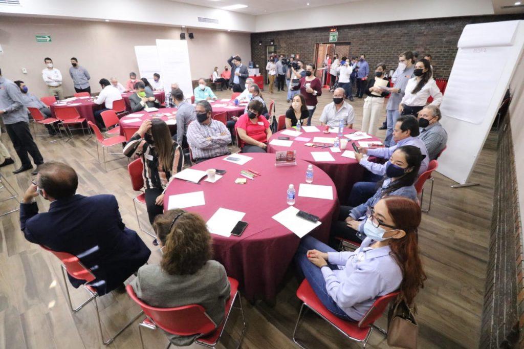 Alcalde de Torreón asiste a Taller de Socialización del Plan Director de Torreón