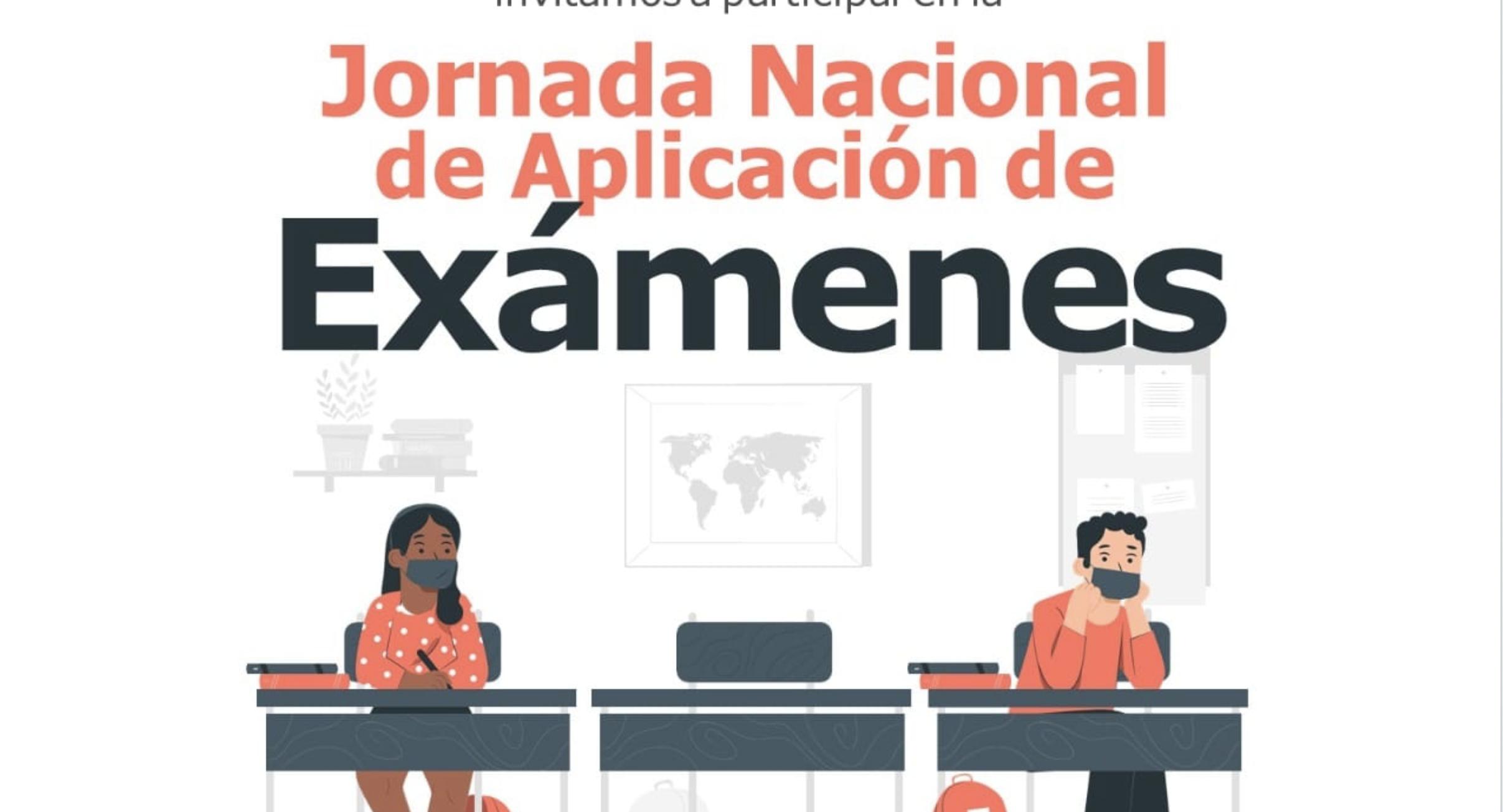 INVITAN A COAHUILENSES A LA JORNADA NACIONAL DE APLICACIÓN DE EXÁMENES DEL INEA