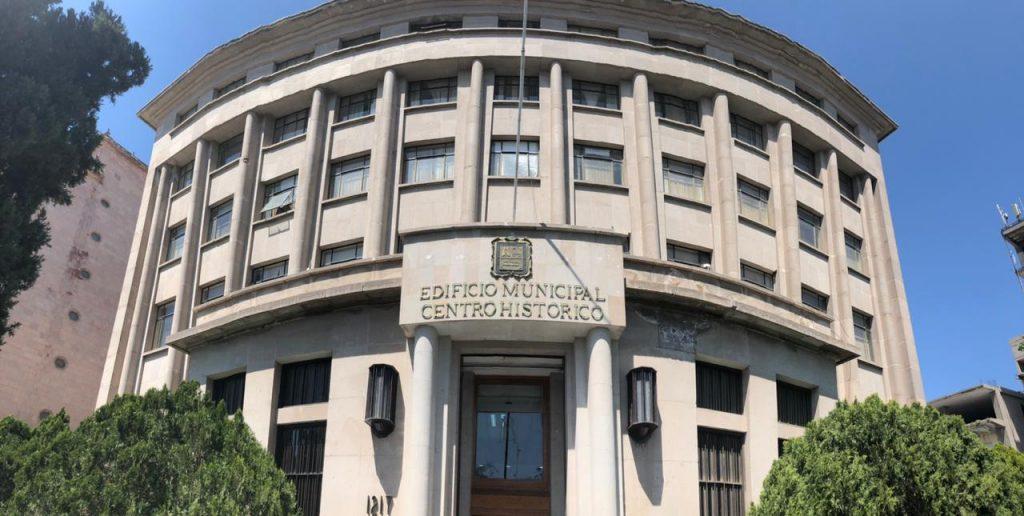 Cierra Administración con rescate de otras dos fachadas de inmuebles