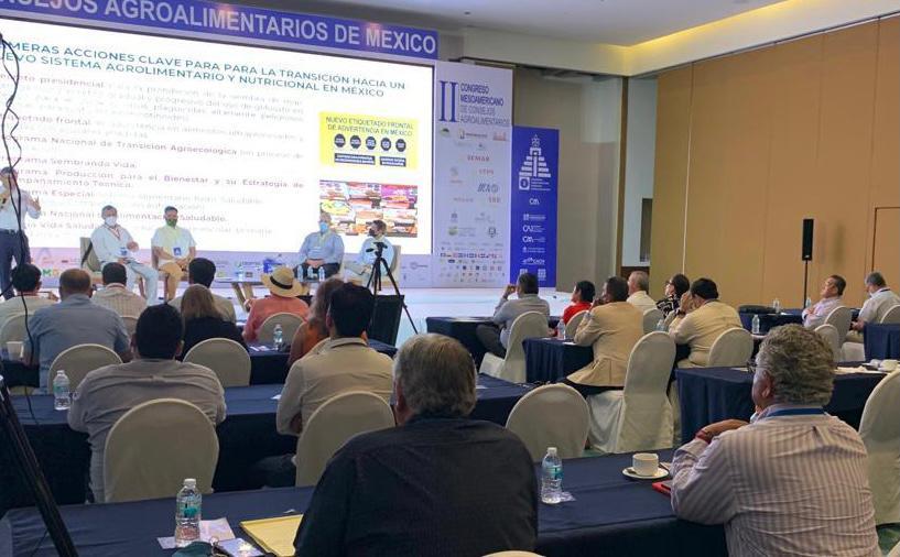 PRESENTE COAHUILA EN EL II CONGRESO MESOAMERICANO DE CONSEJOS AGROPECUARIOS