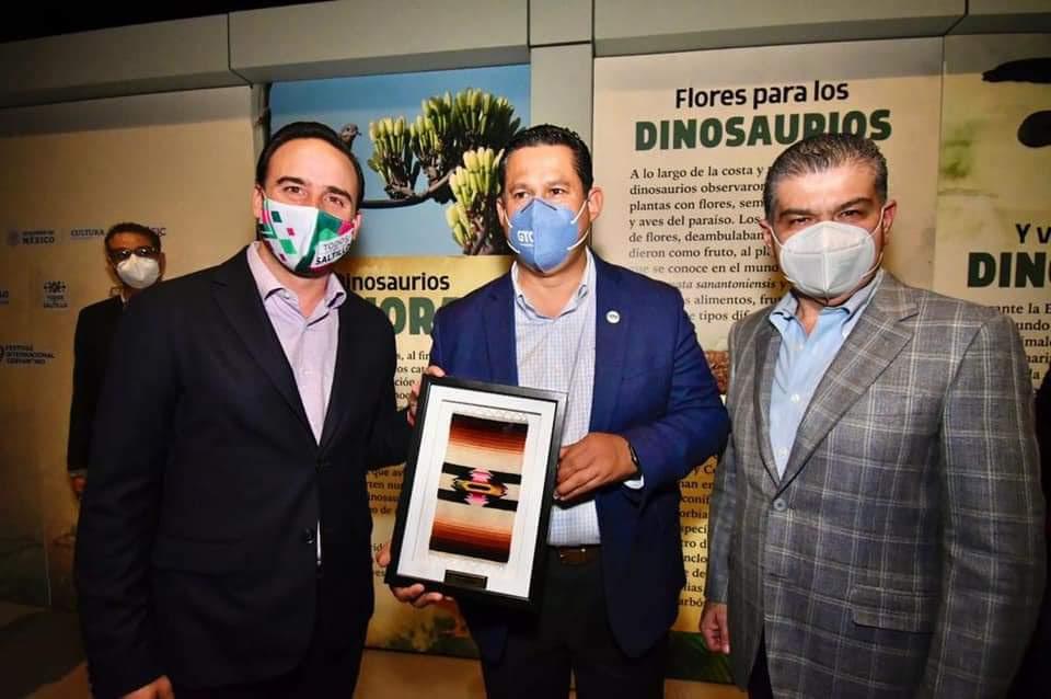 Presente Vinos y Dinos en el Festival Internacional Cervantino