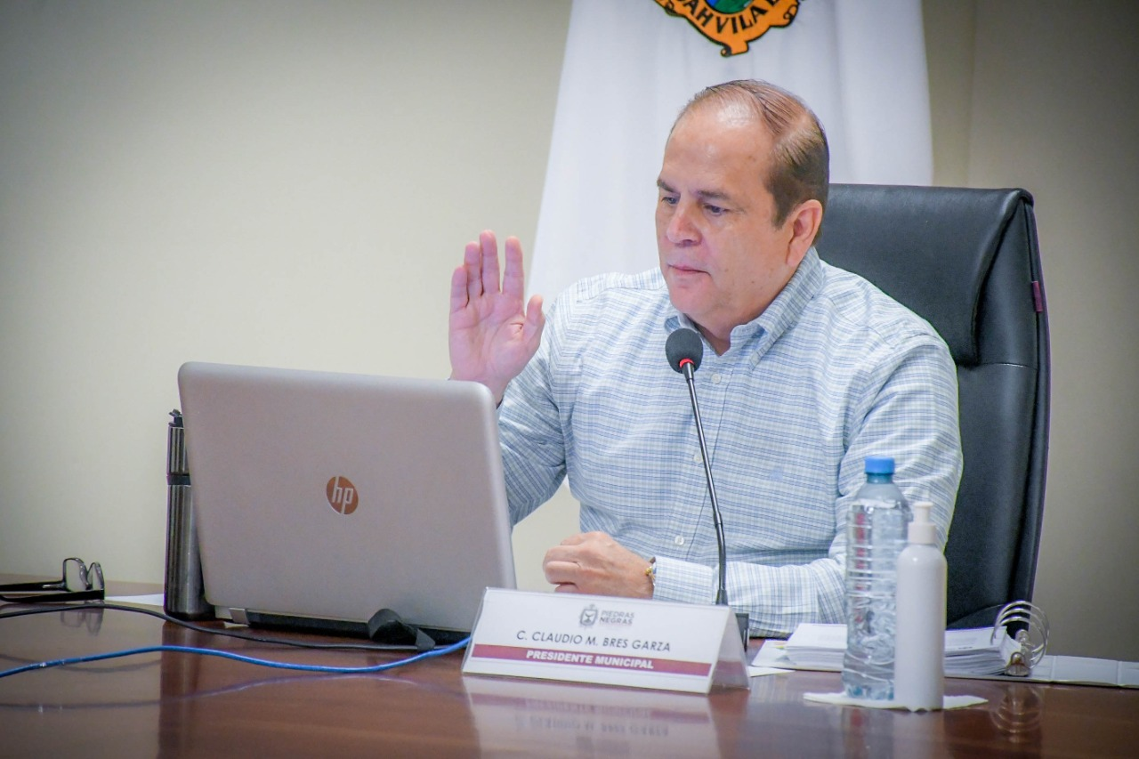 Primera sesión de Cabildo del mes de octubre