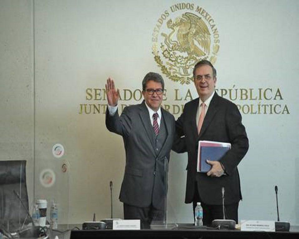 Senador Monreal exige prudencia a Emilio Lozoya